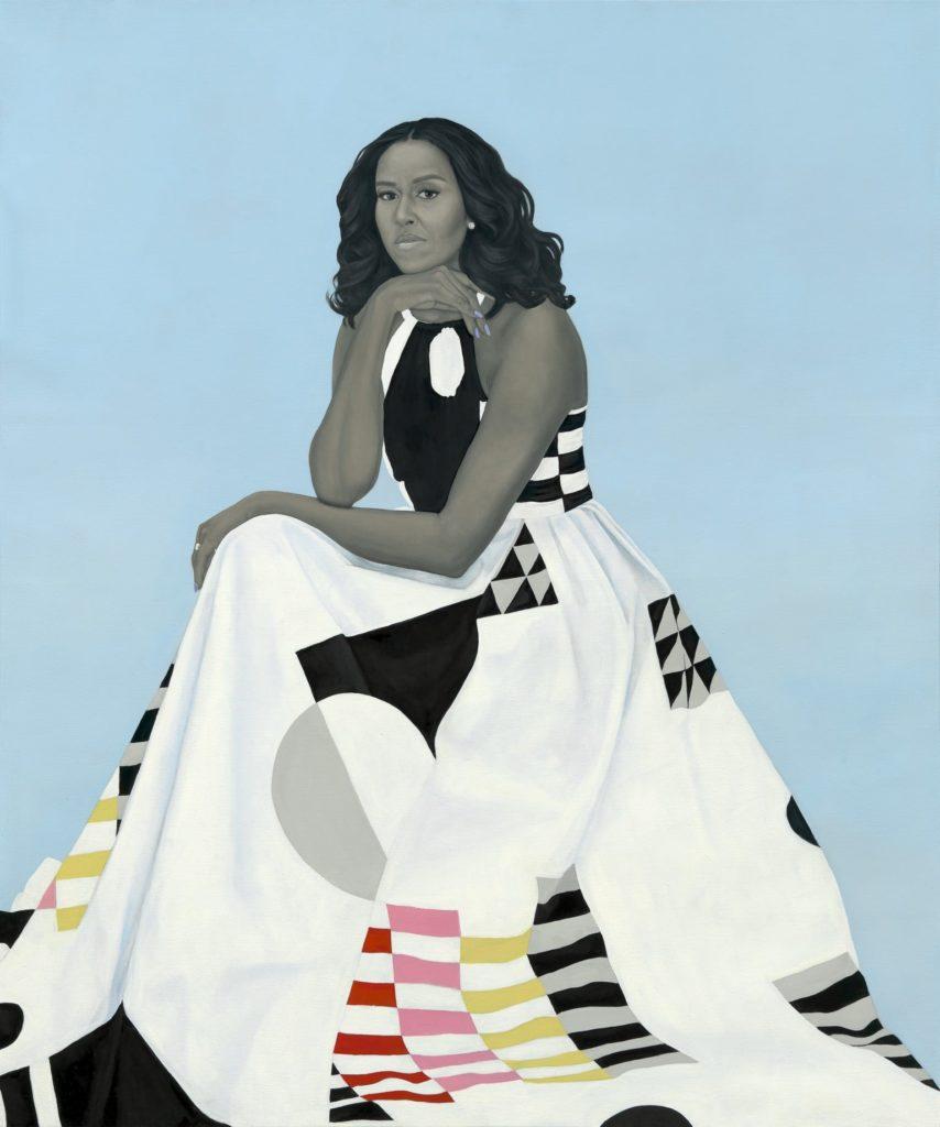 Michelle Obama Portrait